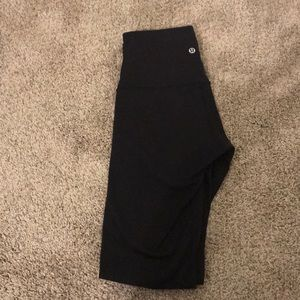 Lulu Lemon high waisted wonder unders